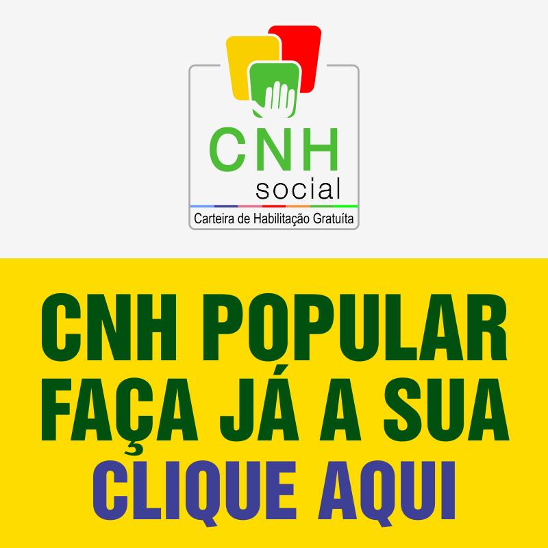 CNH Popular - aprenda a fazer a CNH Social gratuita pelo Detran!!