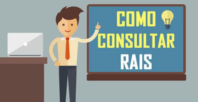 Consulta RAIS Trabalhador 2022